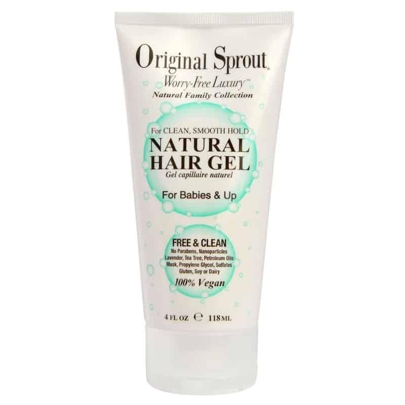 Original Sprout Natural Hair Gel 118ml