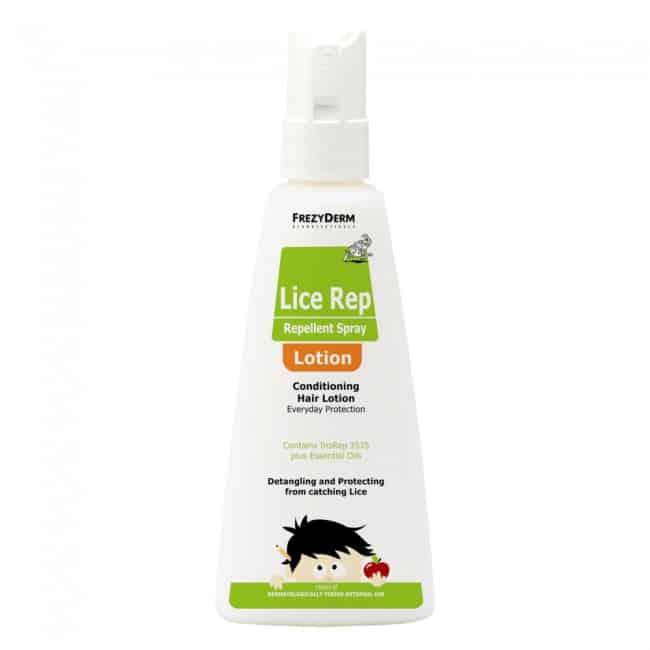Frezyderm Lice Rep Extreme Repellent Spray Προληπτική Αντιφθειρικό Spray 150ml
