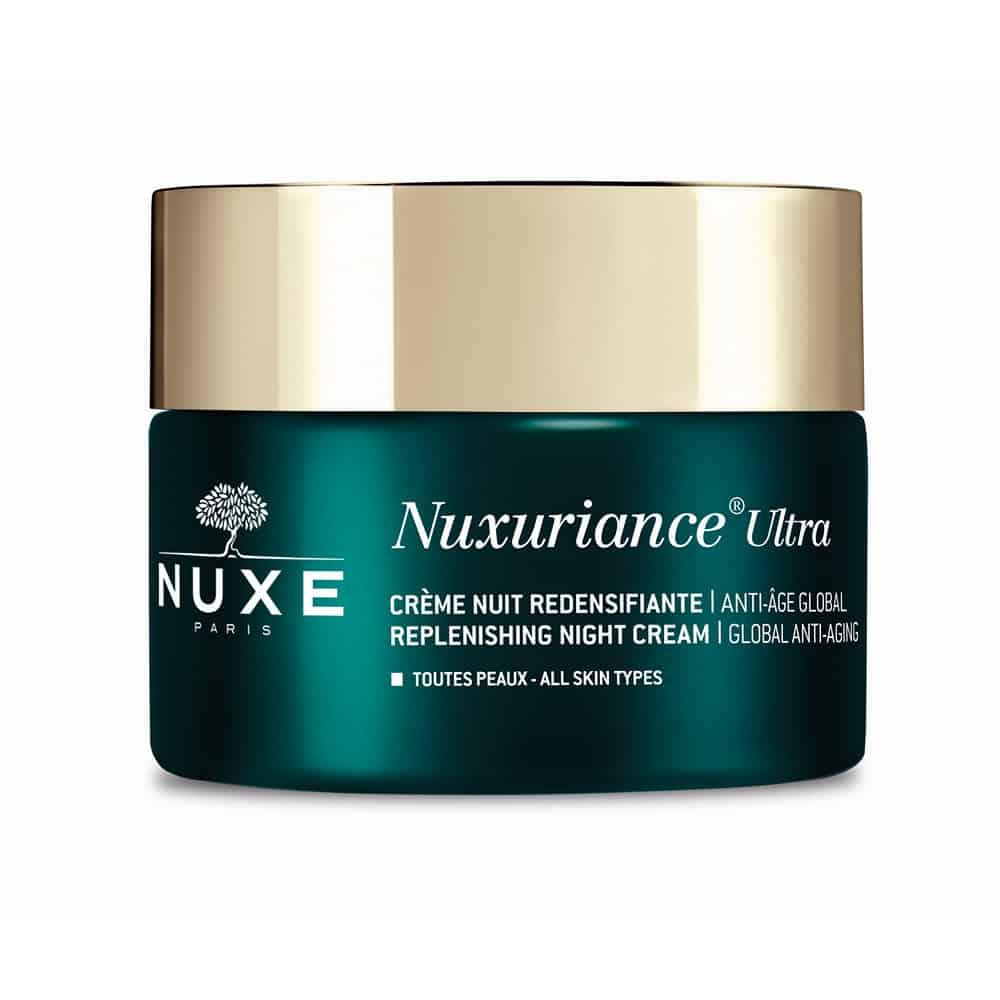 Nuxe Nuxuriance Ultra Creme Nuit Κρέμα Νύχτας Ολικής Αντιγήρανσης, 50ml
