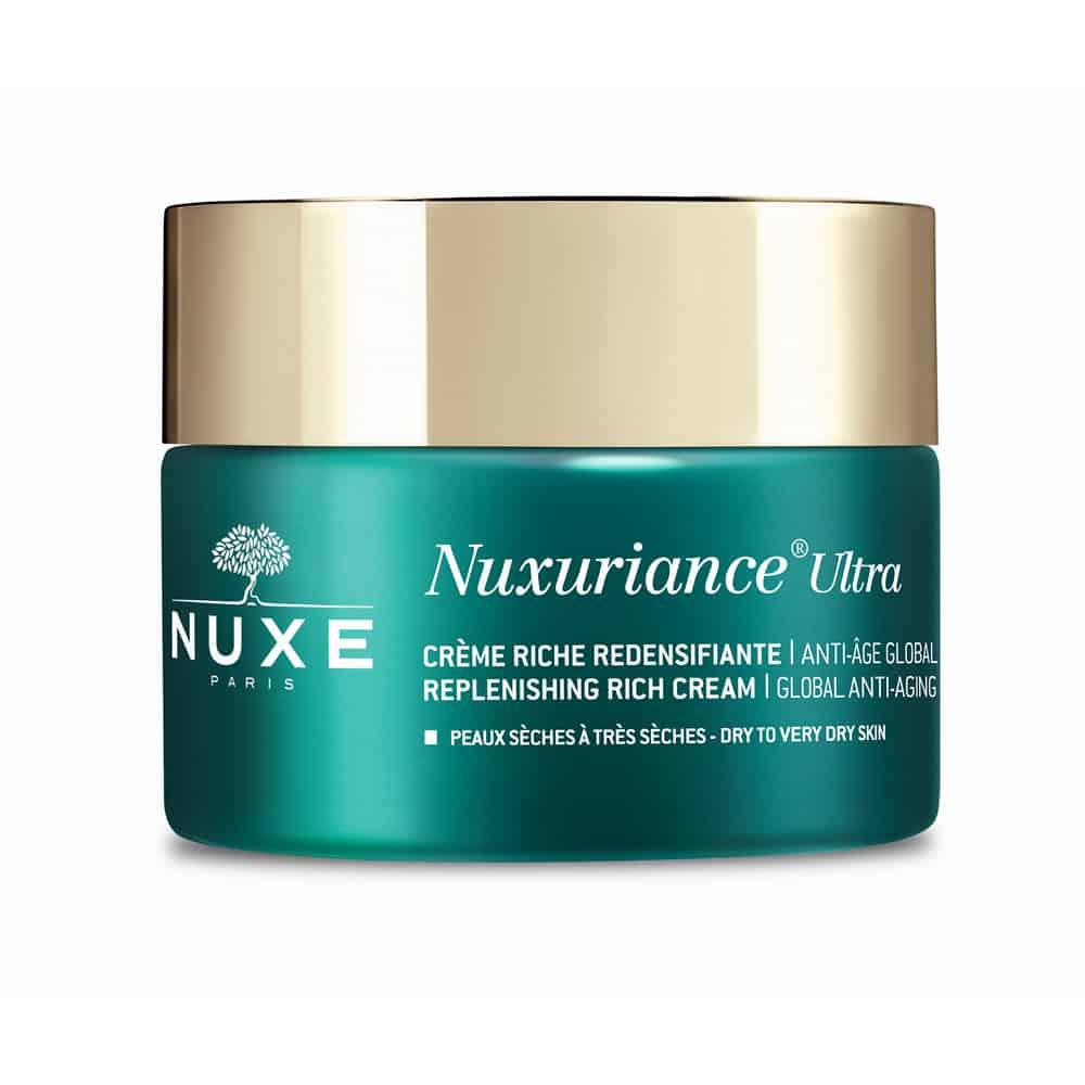 Nuxe Nuxuriance Ultra Creme Rich - Αντιγηραντική και Συσφικτική Κρέμα Ημέρας για Ξηρές/Πολύ Ξηρές Επιδερμίδες 50ml