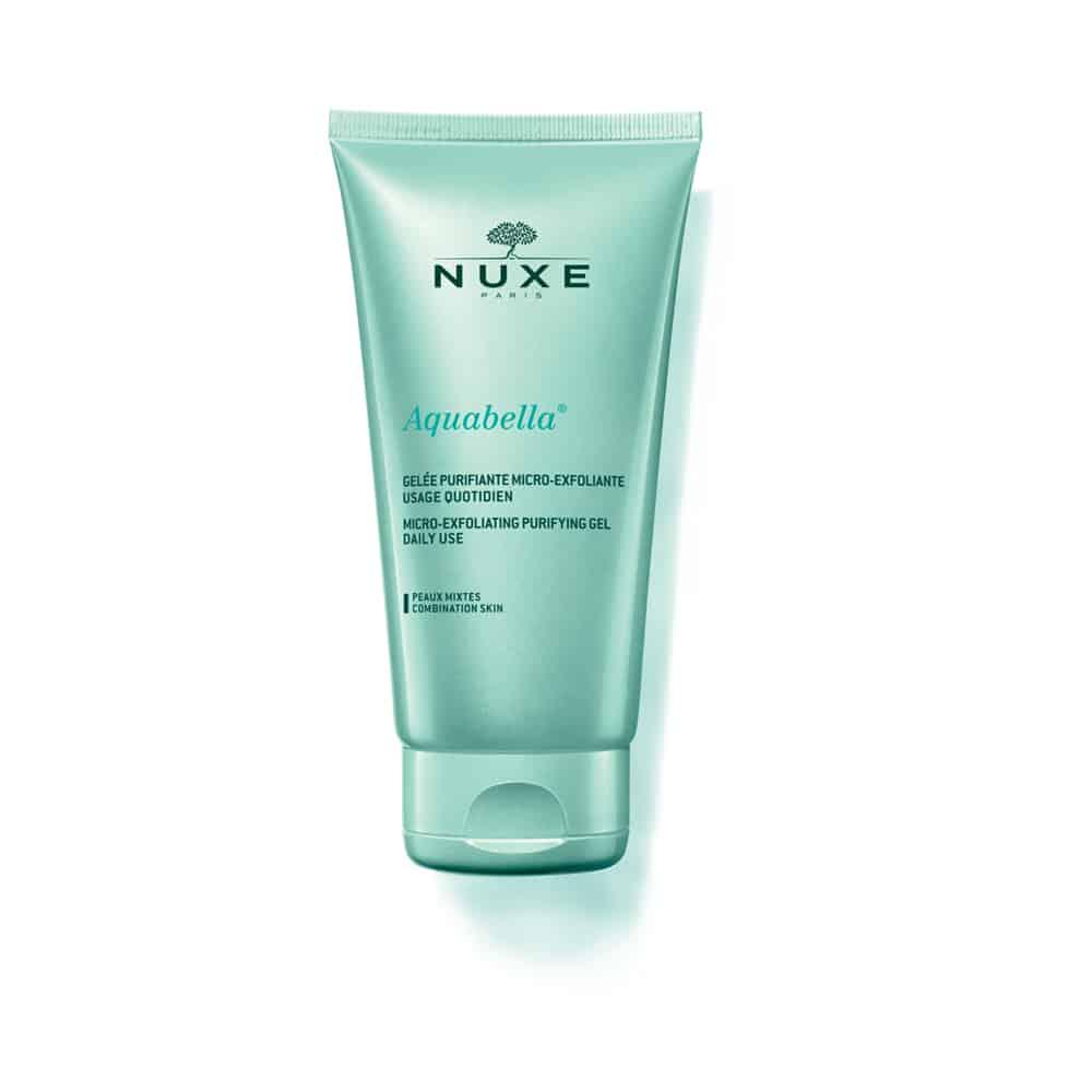 Nuxe Aquabella Exfoliating Purifying Gel Καθαριστικό gel μικρο-απολέπισης 150ml