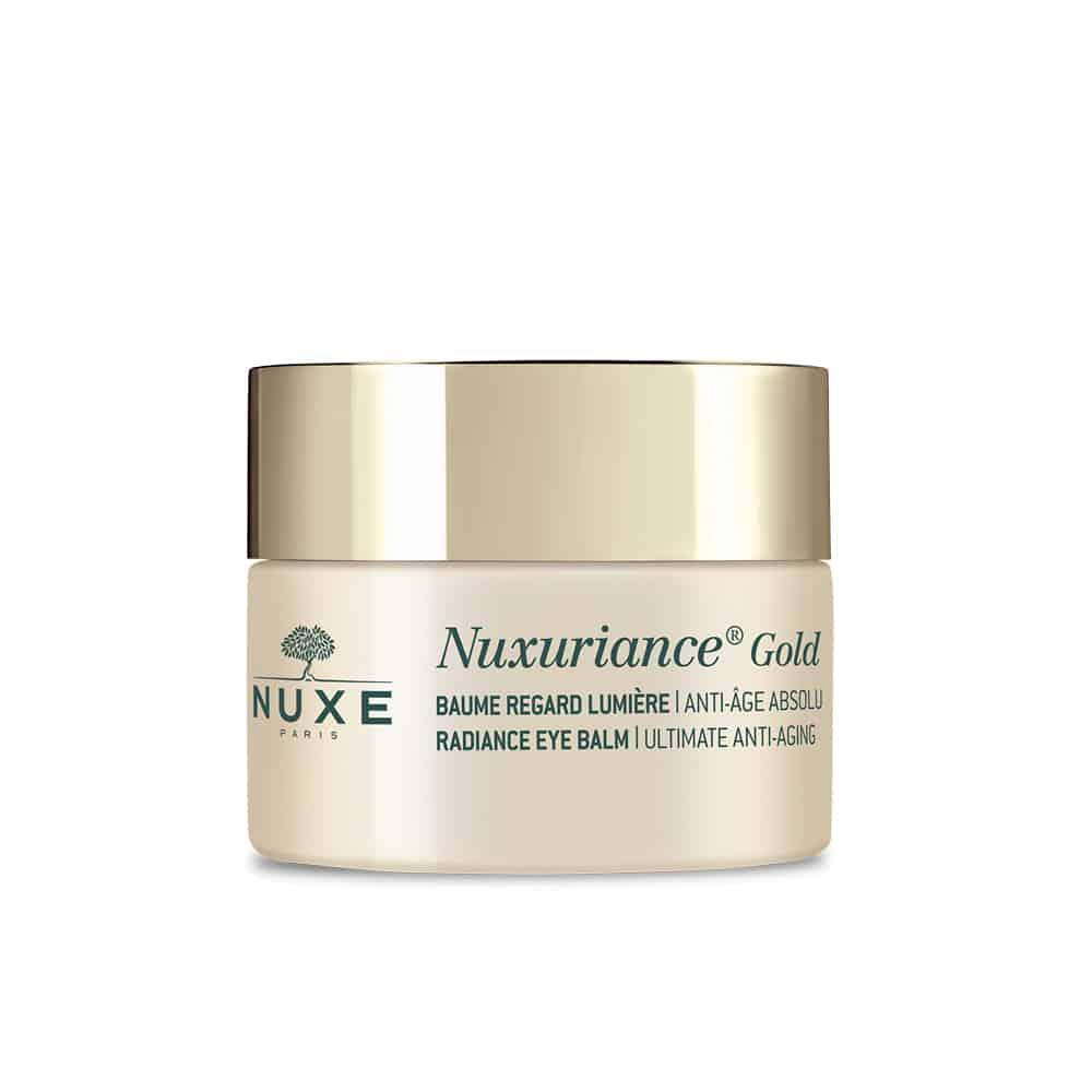 Nuxe Nuxuriance Gold Radiance Eye Balm Balm λάμψης για τα μάτια 15ml