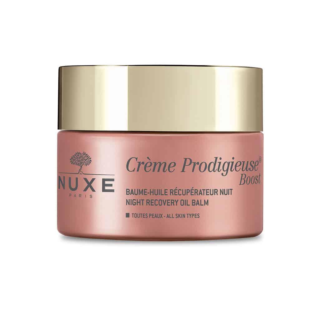 Nuxe Creme Prodigieuse Boost Night Recovery Oil Balm Oil Balm Νύχτας για όλους τους τύπους επιδερμίδας 50ml