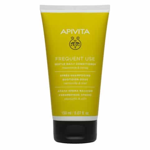 Apivita Gentle Daily Conditioner για Όλους τους Τύπους Μαλλιών Χαμομήλι & Μέλι 150ml