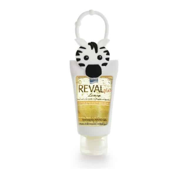 Intermed Reval Plus Antiseptic Hand Gel Lemon zevra 30ml