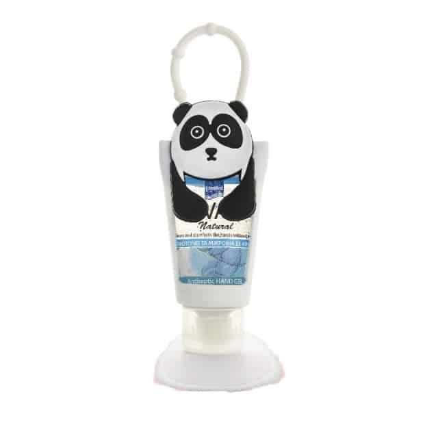 Intermed Reval Plus Antiseptic Hand Gel Natural Panda 30ml