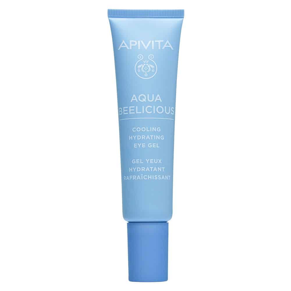 Apivita Aqua Beelicious Τζελ για τα Μάτια Ελαφριάς Υφής με Εκχύλισμα Λουλουδιών και Μέλι 15ml