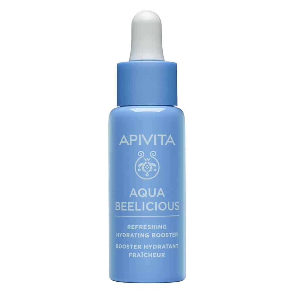 Apivita Aqua Beelicious Booster Πολλαπλών Χρήσεων με Υφή Τζελ με Εκχύλισμα Λουλουδιών και Μέλι 30ml
