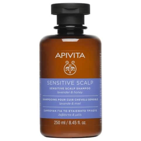Apivita Sensitive Scalp Σαμπουάν με Λεβάντα & Μέλι 250ml