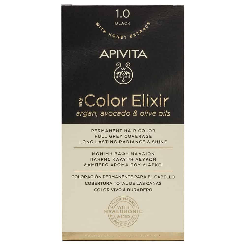 Apivita My Color Elixir N1.0 Φυσικό μαύρο