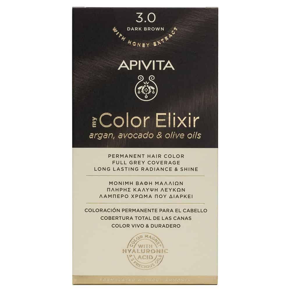Apivita My Color Elixir N 3.0 Καστανό σκούρο