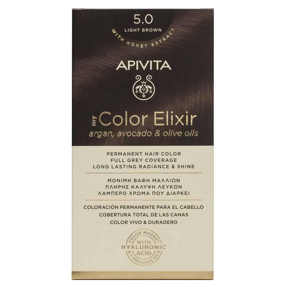 Apivita My Color Elixir N 5.0 Καστανό ανοιχτό