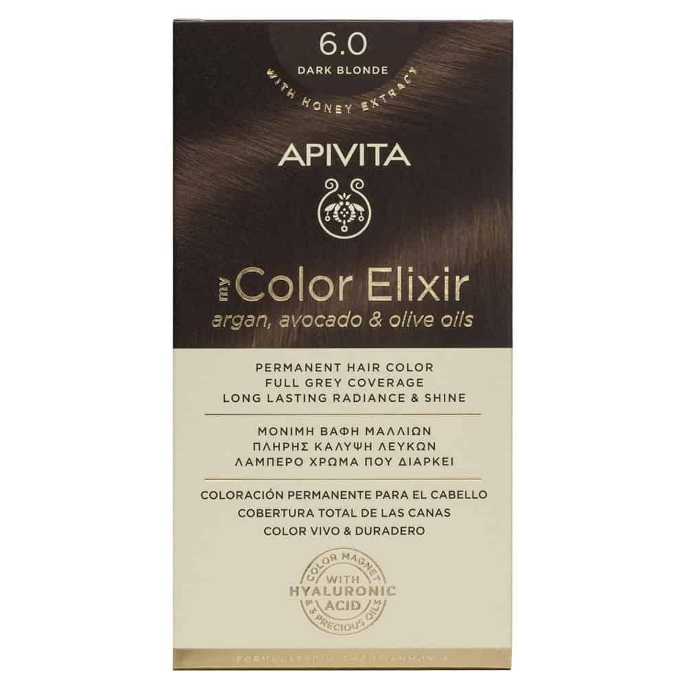 Apivita My Color Elixir N6.0 Ξανθό σκούρο