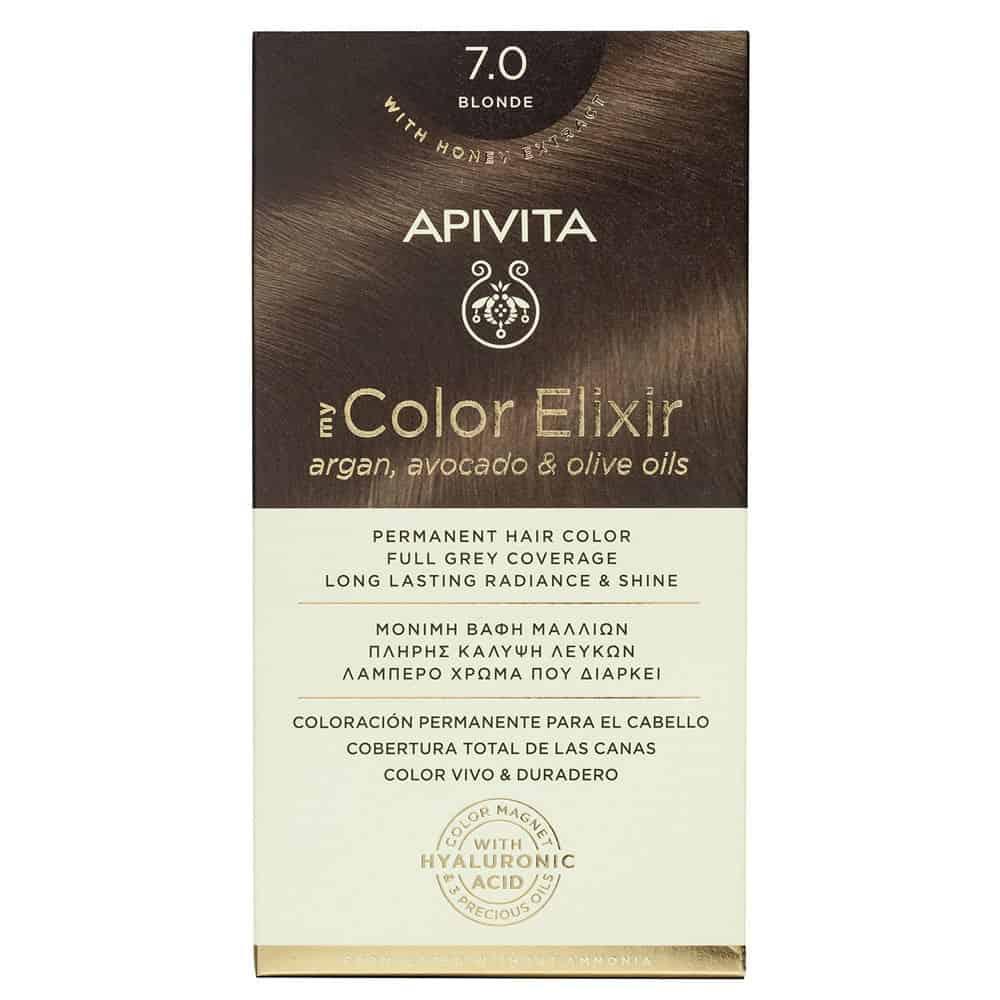 Apivita My Color Elixir N 7.0 Φυσικό ξανθό