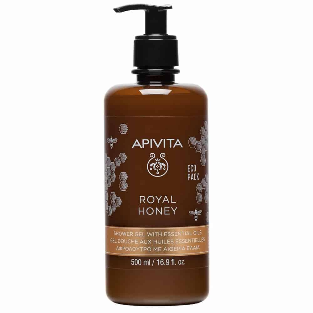 Apivita Royal Honey Κρεμώδες Αφρόλουτρο με Μέλι 500ml