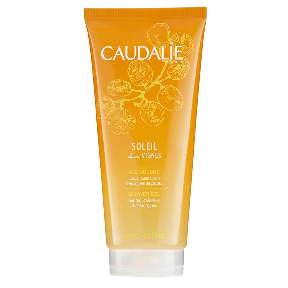 Caudalie Shower Gel Soleil Des vignes Αφρόλουτρο με Αλόη, Νότες Καρύδας, Άνθη Πορτοκαλίας & Γιασεμί 200ml