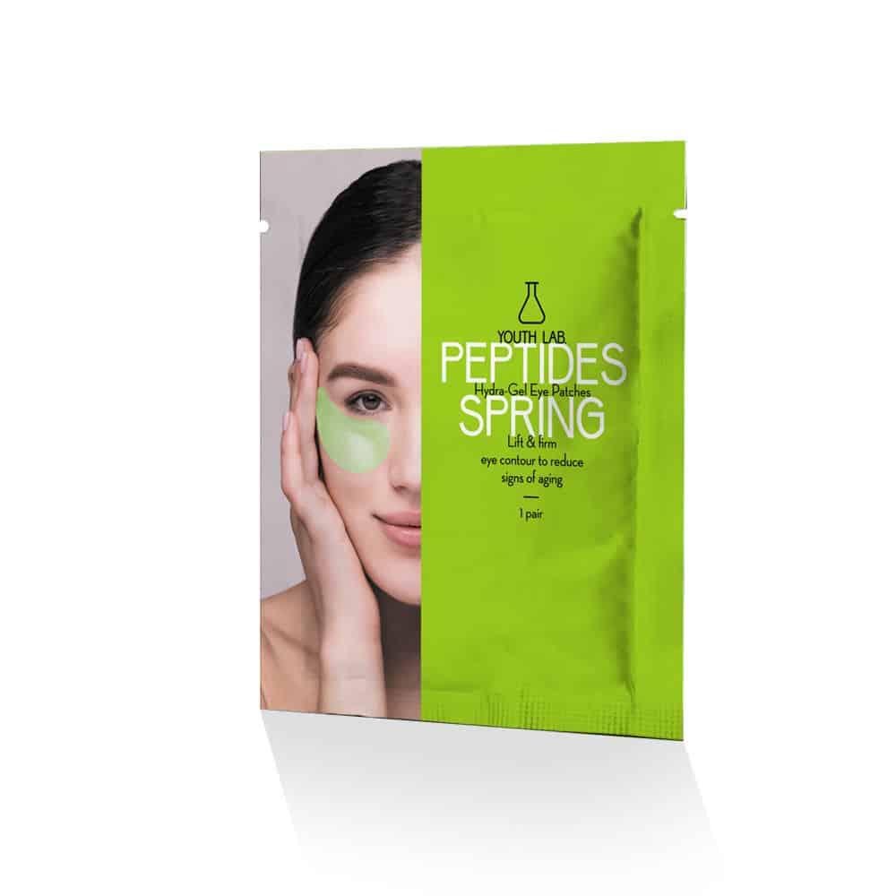 Youth Lab Peptides Spring Hydra-Gel, 1 Ζευγάρι Επιθεμάτων