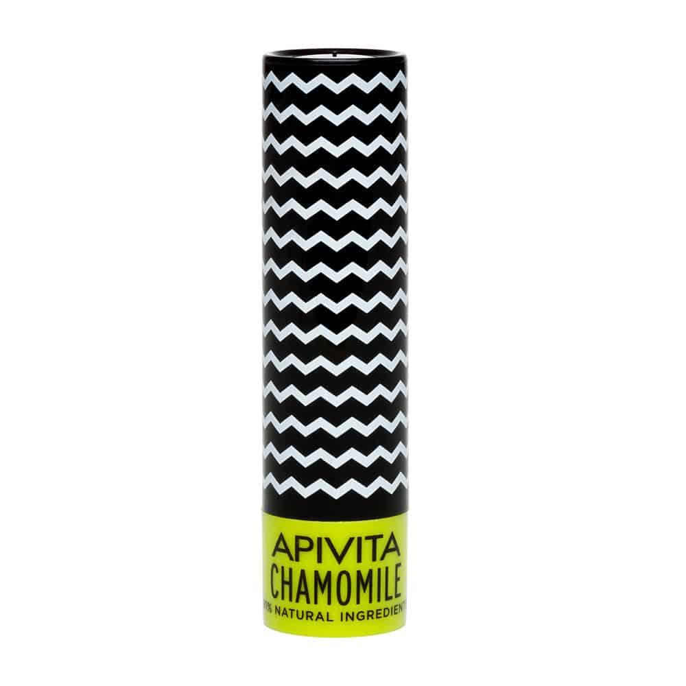 Apivita Lip Care με Χαμομήλι SPF15, 4.4gr