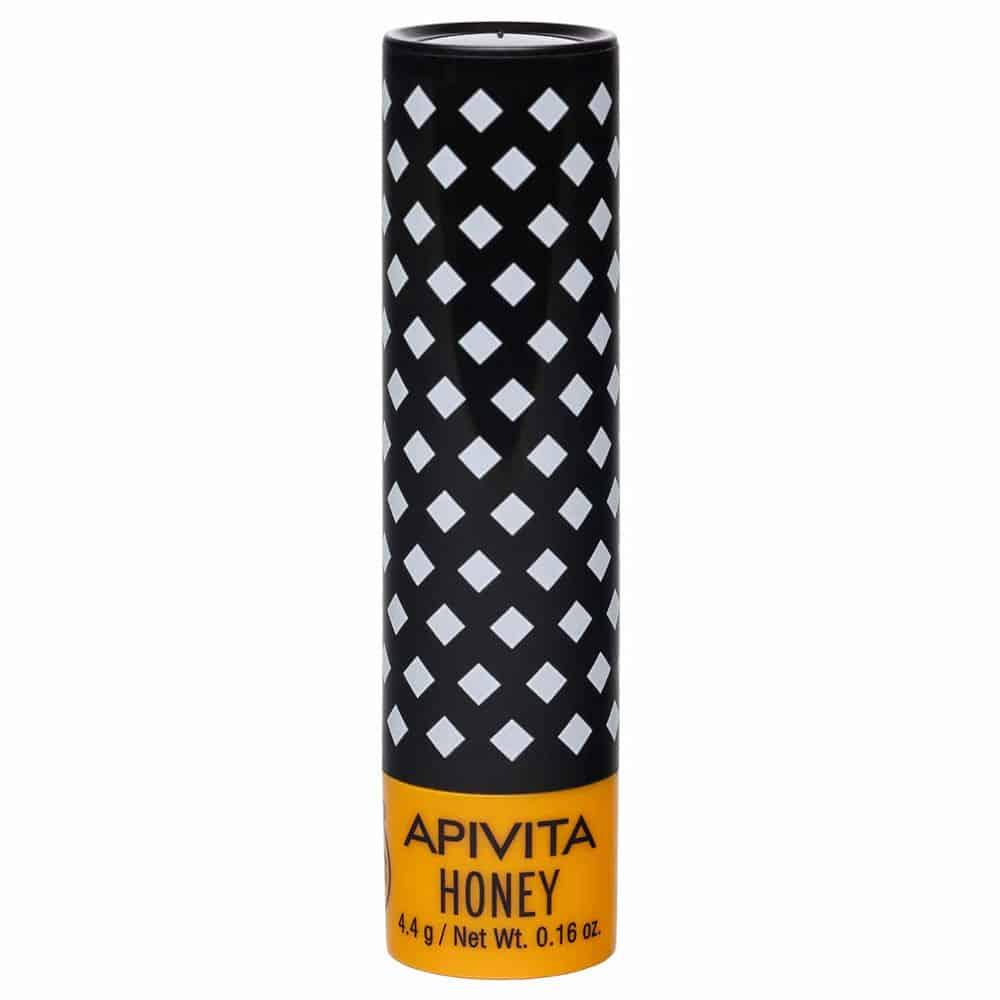 Apivita Lip Care Honey Eco Bio Balm Χειλιών Με Μέλι 4.4gr