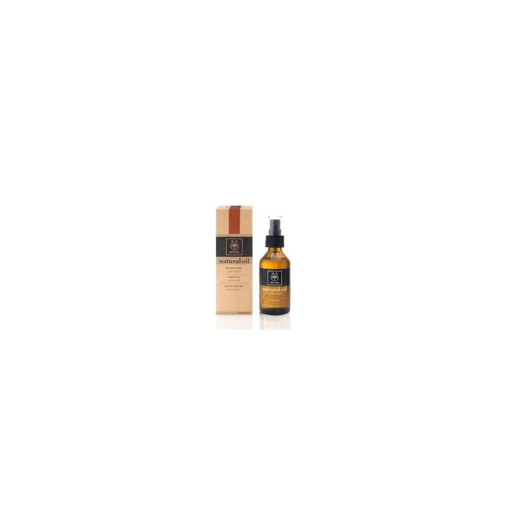 Apivita Natural Oil Φυτικό Έλαιο Αμύγδαλο 100ml