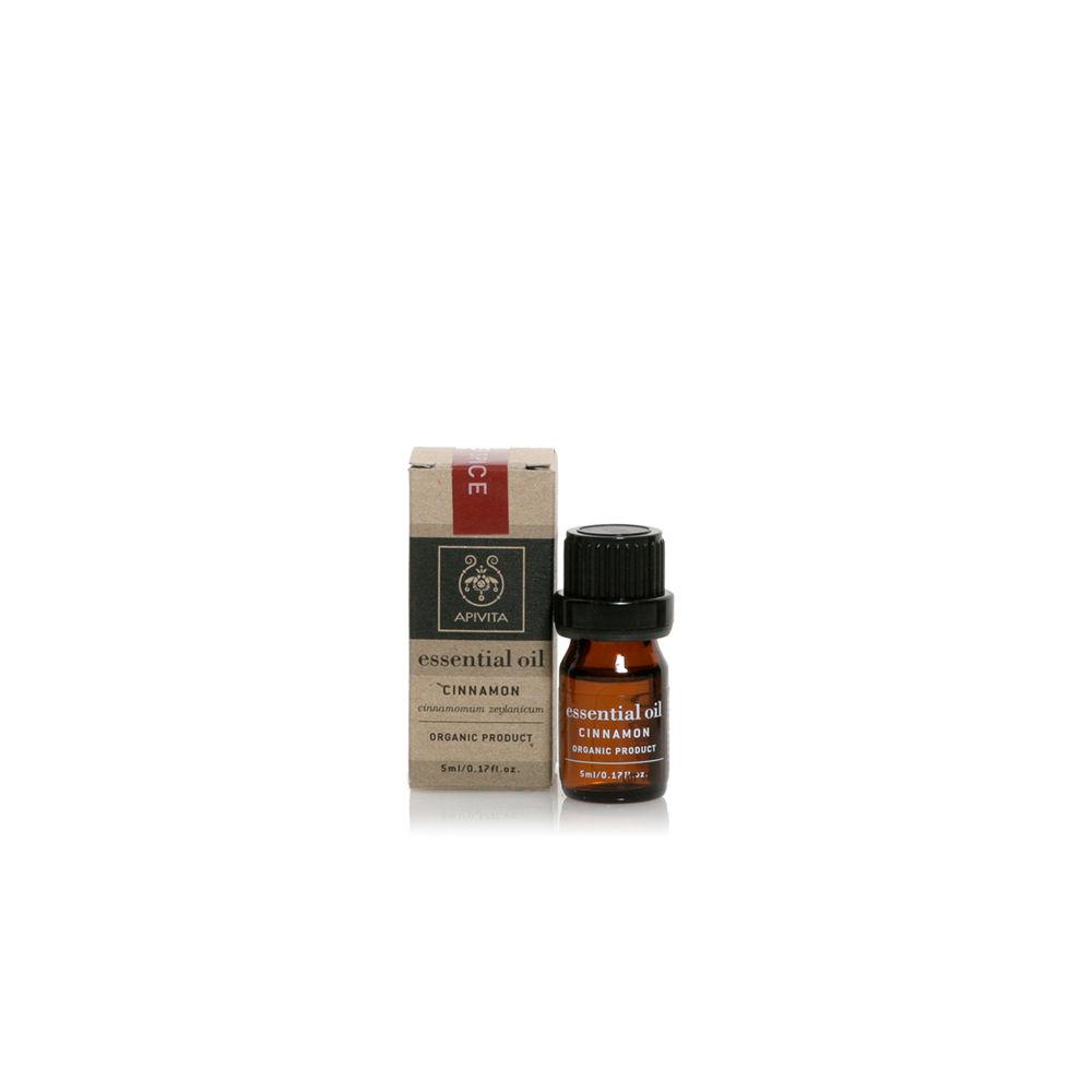Apivita Essential Oil Κανέλλα 5ml
