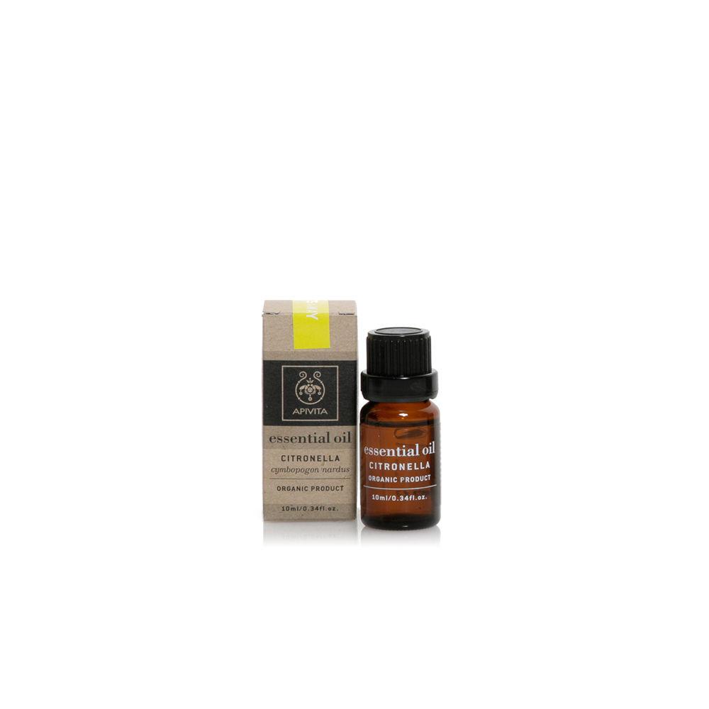 Apivita Essential Oil Σιτρονέλα 10ml