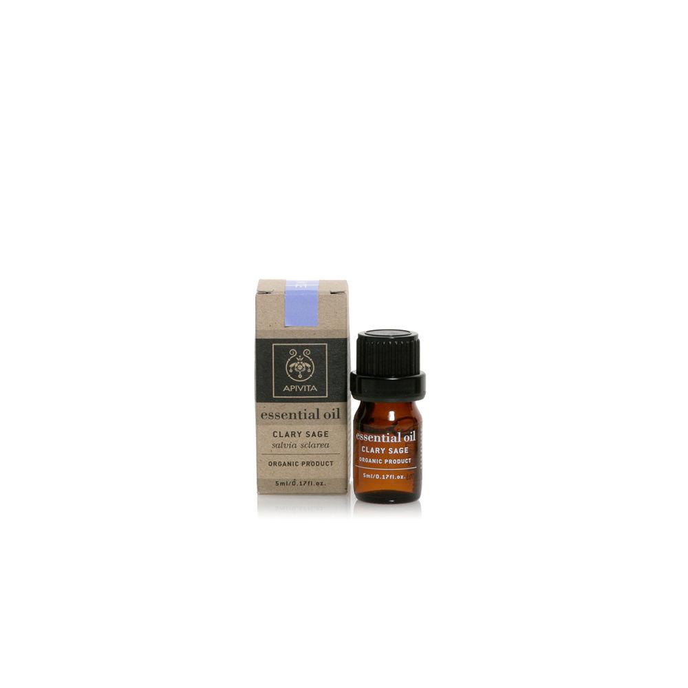 Apivita Essential Oil Φασκόμηλο 5ml
