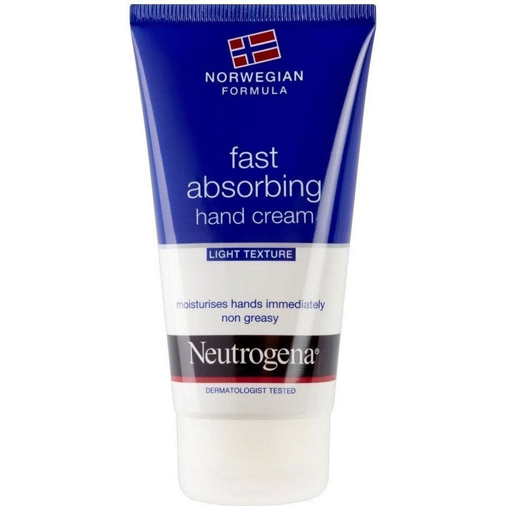 Neutrogena Hand Cream Fast Absorbing 75ml