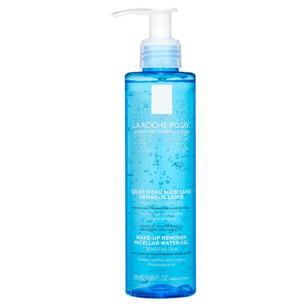 La Roche Posay Make-Up Remover Micellar Water Gel 195ml