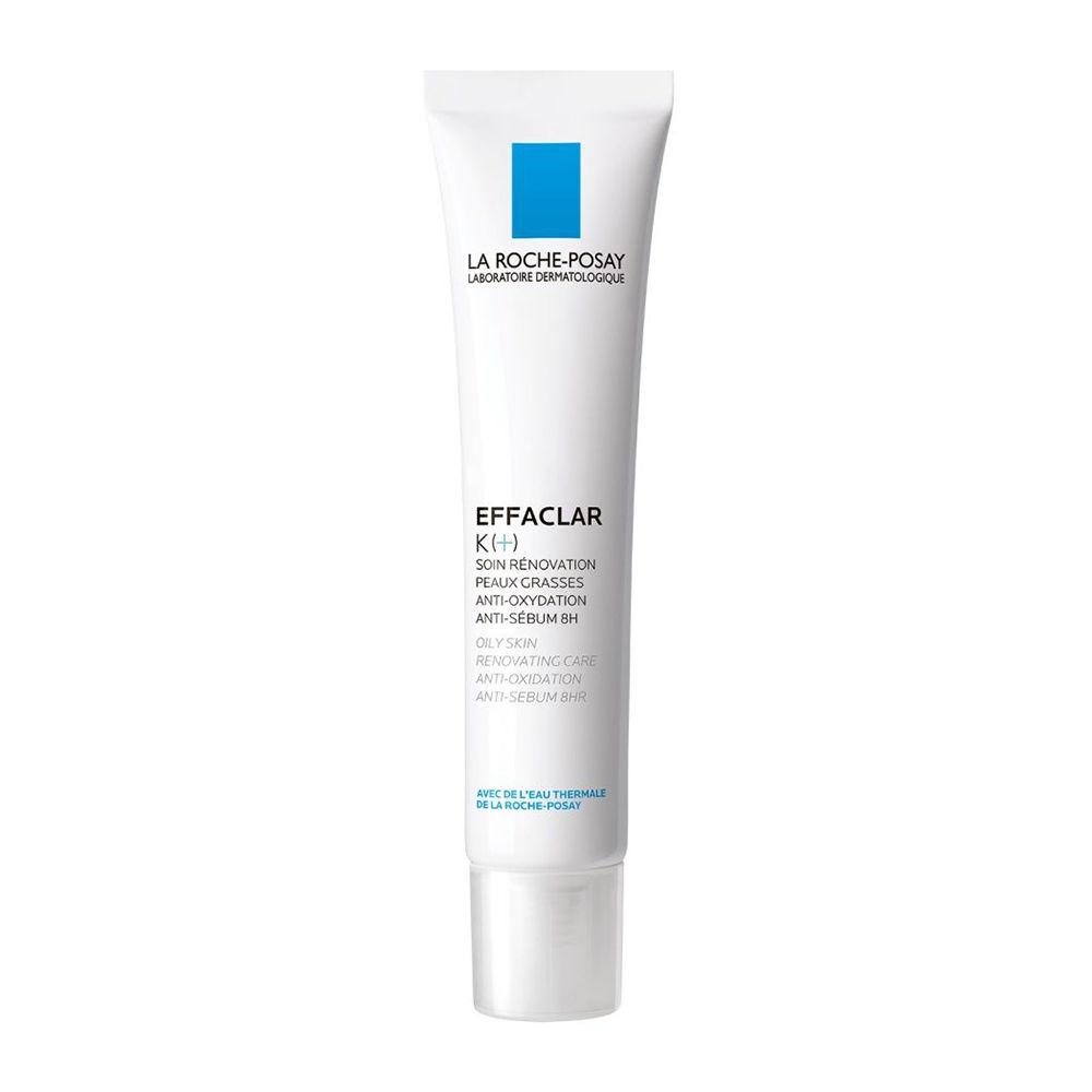 La Roche Posay Effaclar K + Renovating Care Anti-Oxidant Anti-Sebum 40ml