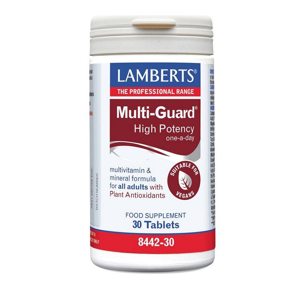 Lamberts Multi-Guard High Potency 30 ταμπλέτες