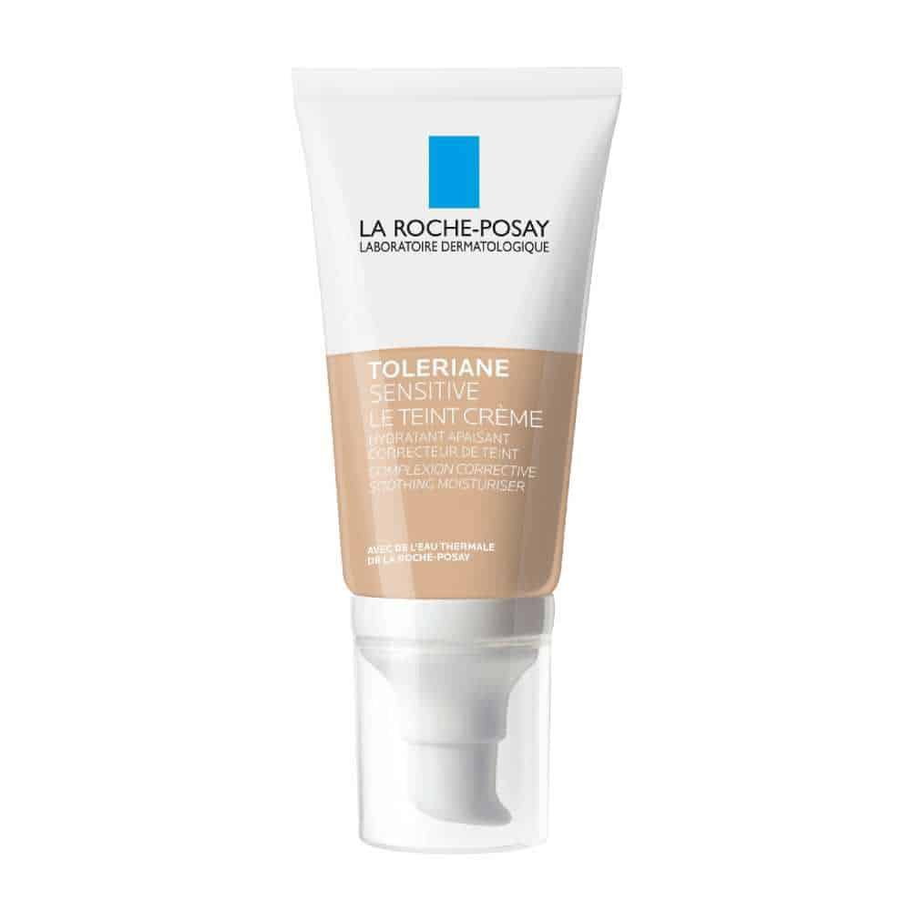 La Roche Posay Toleriane Sensitive Le Teint Creme Soothing Moisturiser Light 50ml