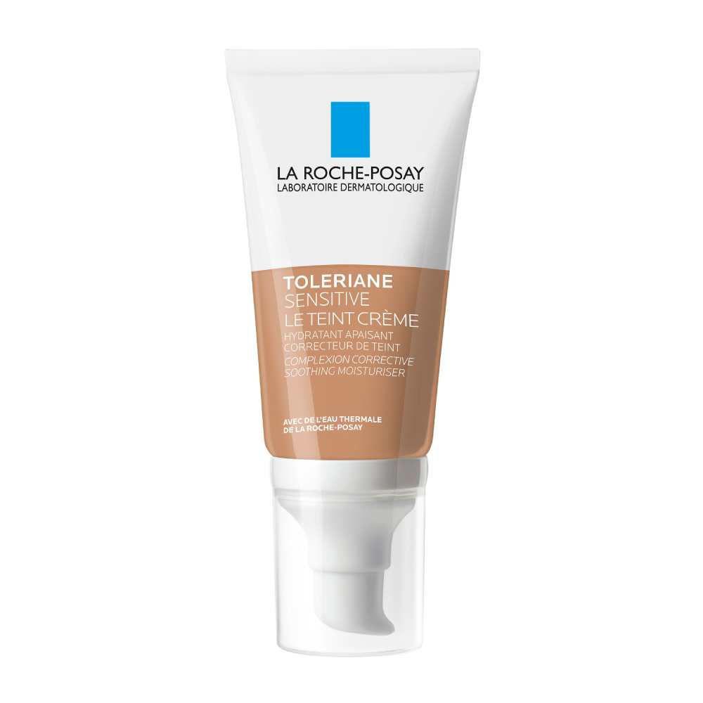 La Roche Posay Toleriane Sensitive Le Teint Creme Soothing Moisturiser Medium 50ml