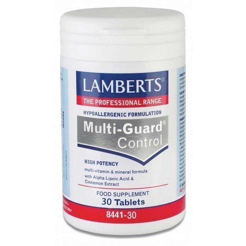 Lamberts Multi-Guard Control 30 ταμπλέτες