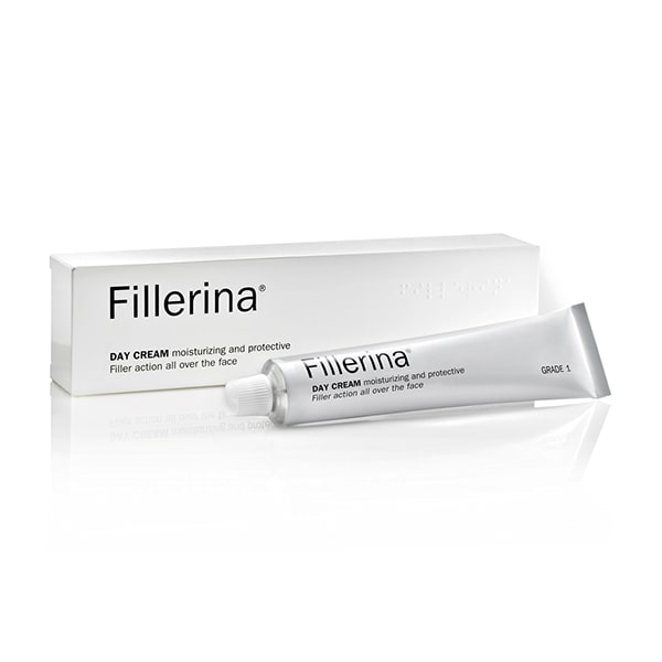 Fillerina Plus Day Cream Moisturizing & Protective Filler SPF15 – Grade 1, 50ml