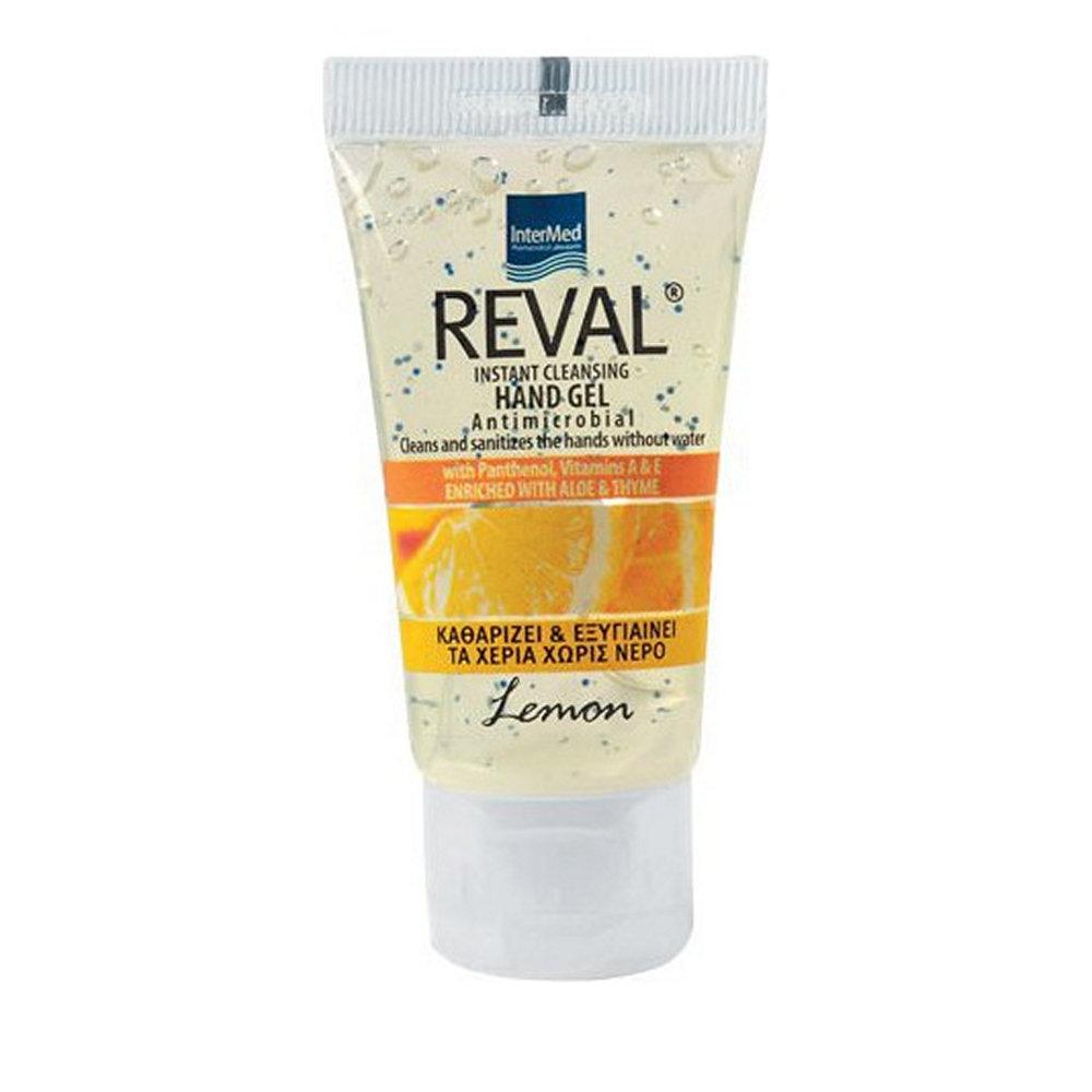 Intermed Reval Hand Gel Lemon 30ml