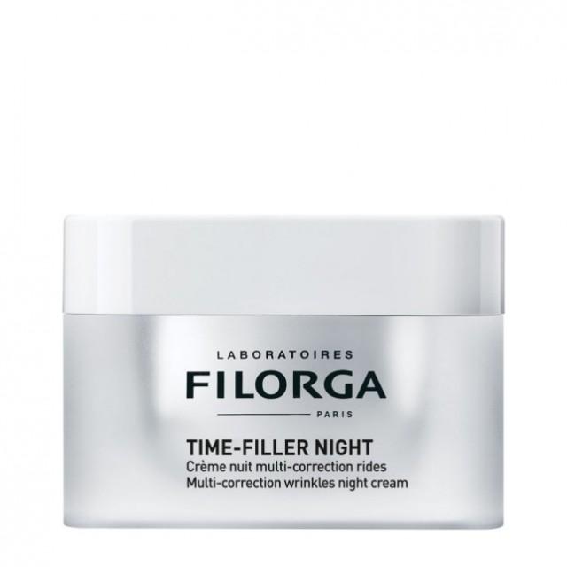 Filorga Time - Filler Night Crème Nuit Multi-Correction Rides 50ml