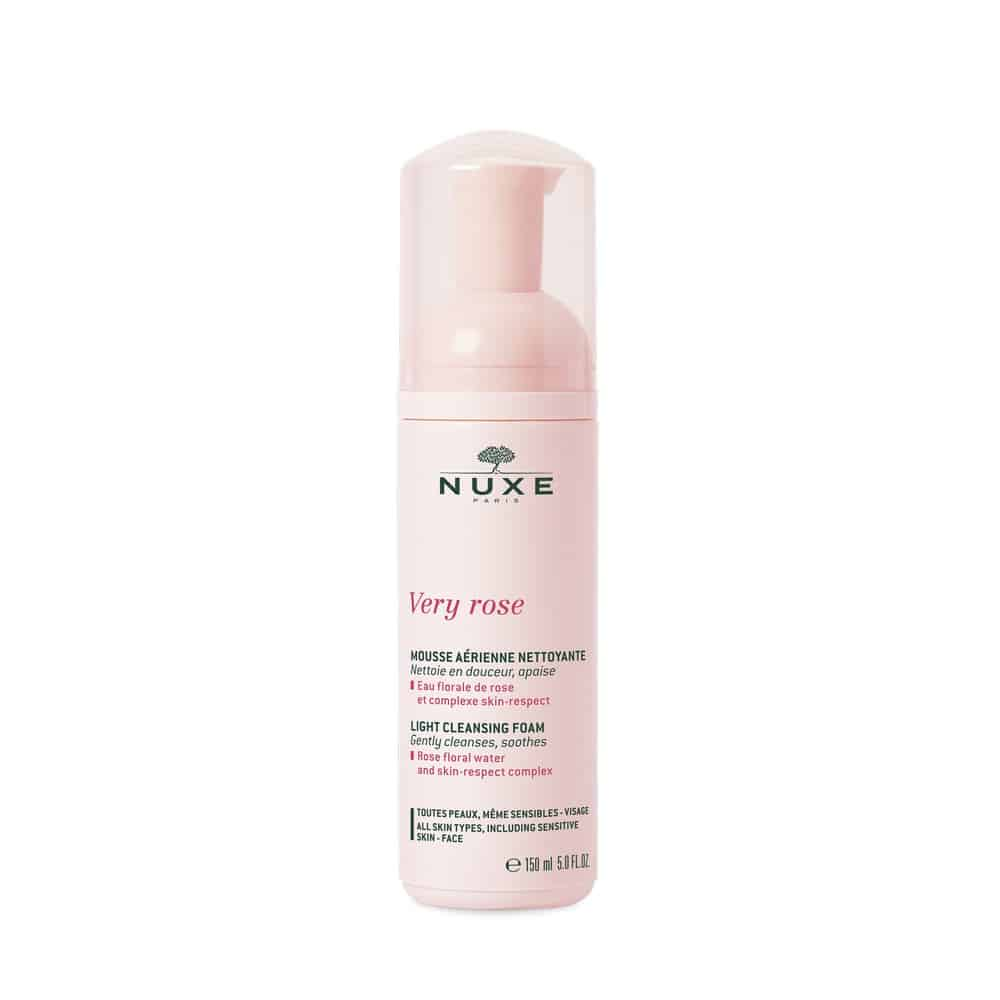 Nuxe Very Rose Light Cleansing Foam 150ml
