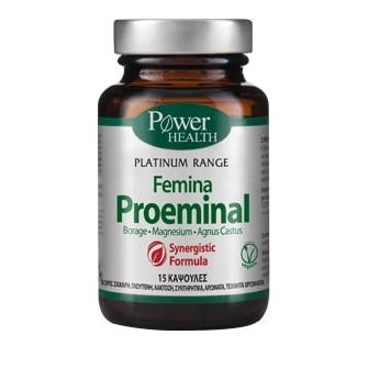 Power Health Femina Proeminal 15 κάψουλες