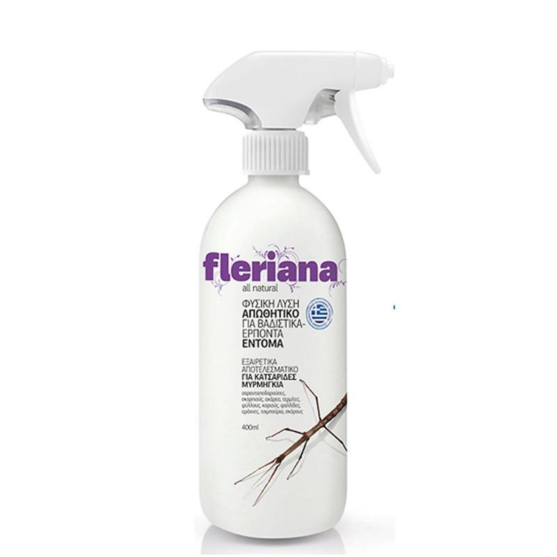 Power Health Fleriana Απωθητικό Έρποντων Εντόμων 400ml