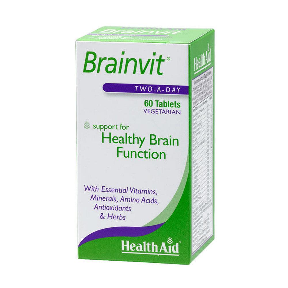 HealthAid Brainvit 60 ταμπλέτες