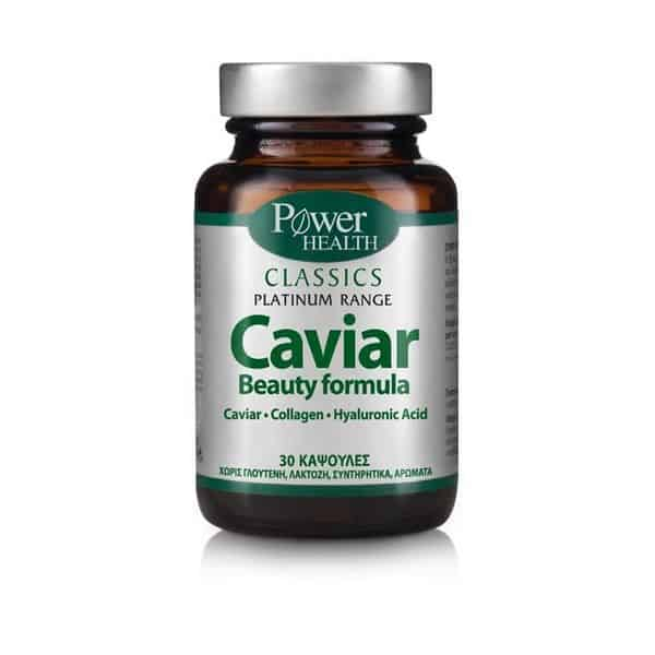 Power Health Classics Platinum Caviar Beauty Formula 30 κάψουλες