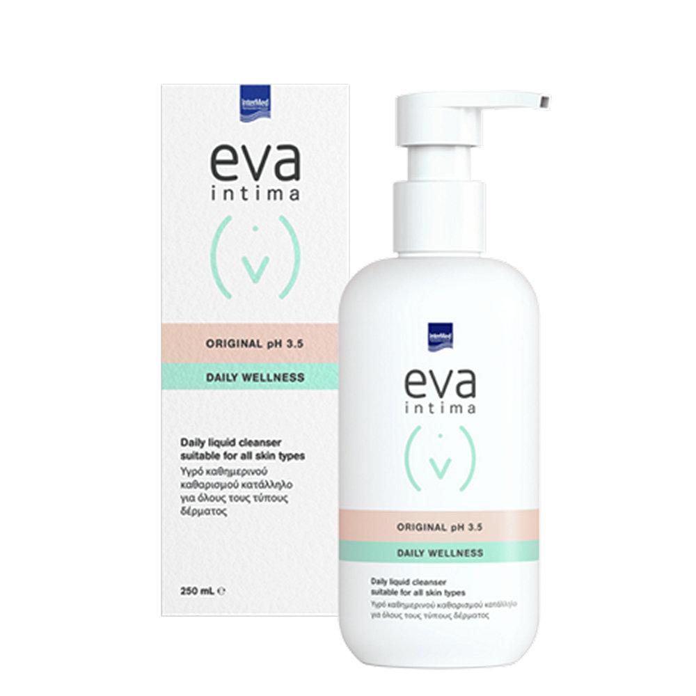 Intermed Eva Intima Original Καθημερινός καθαρισμός της ευαίσθητης περιοχής 250ml