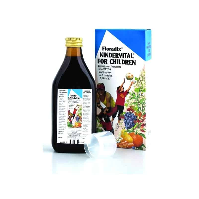 Power Health Kindervital συμπληρώματα διατροφής 250ml