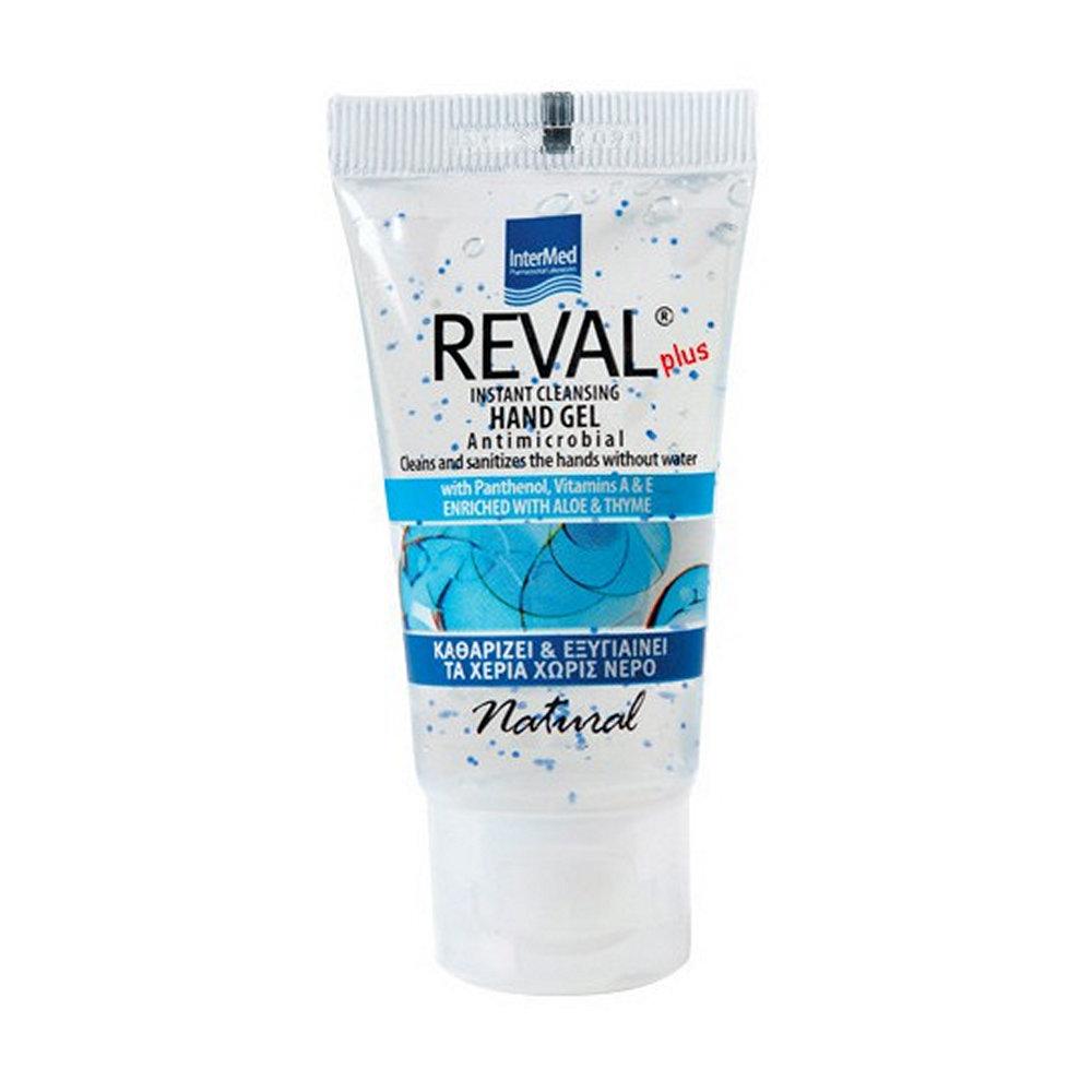 Intermed Reval Plus Natural Hand gel 30ml