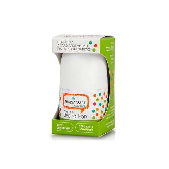 Pharmasept Kid Deo Roll-on Extra Mild, Απαλό Παιδικό Αποσμητικό 50ml
