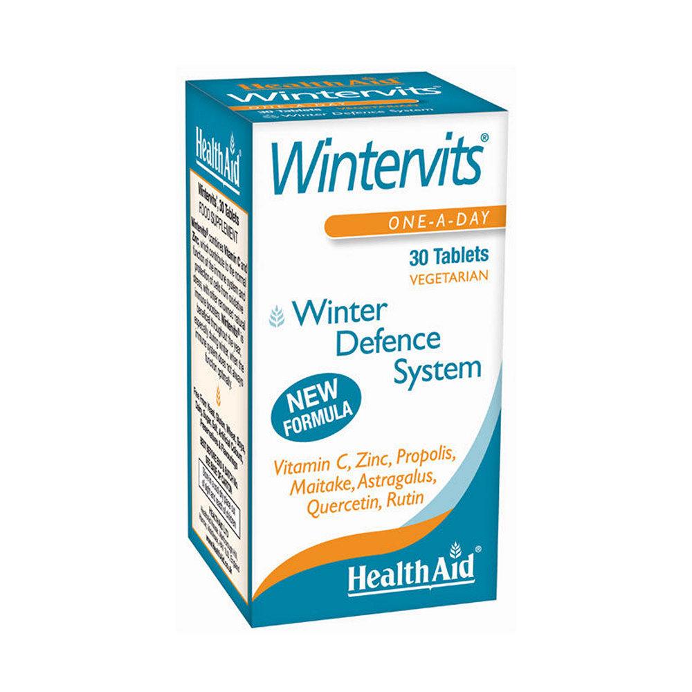 HealthAid Wintervits 30 ταμπλέτες
