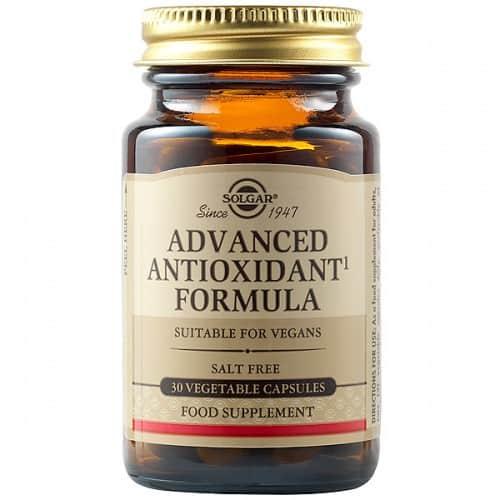 Solgar Advanced Antioxidant Formula 30 φυτικές