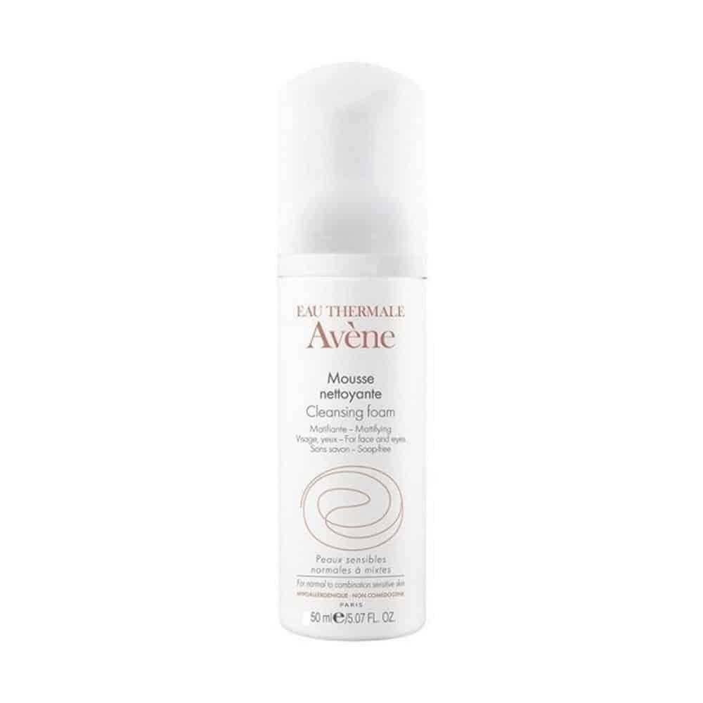 Avene-Mousse-Nettoyante-50ml