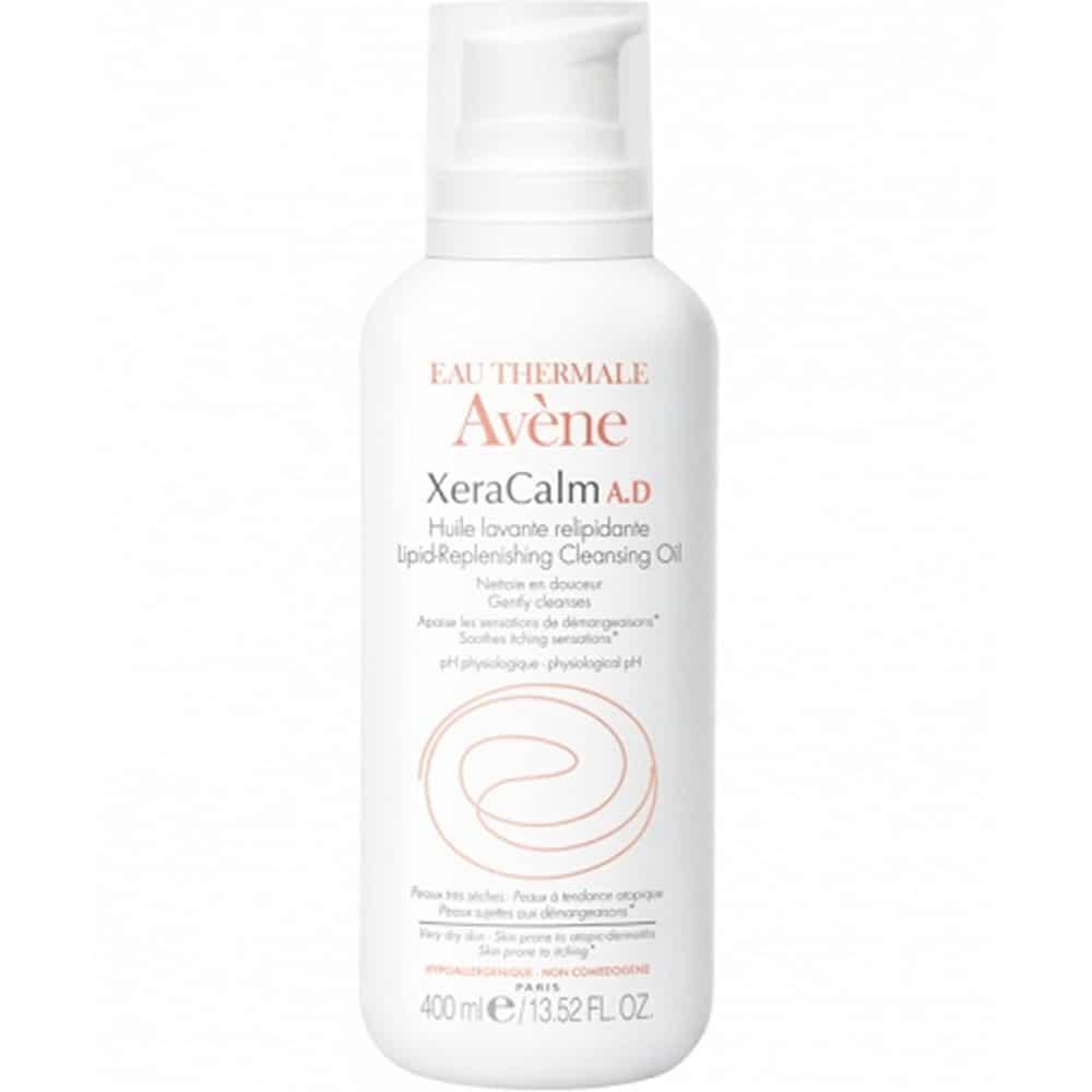 Avene XeraCalm A.D Huile Lavante Relipidante Λάδι Καθαρισμού για Πρόσωπο Σώμα 400ml